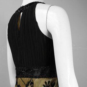 Sue Wong Dresses - Sue Wong Keyhole Lace Dress